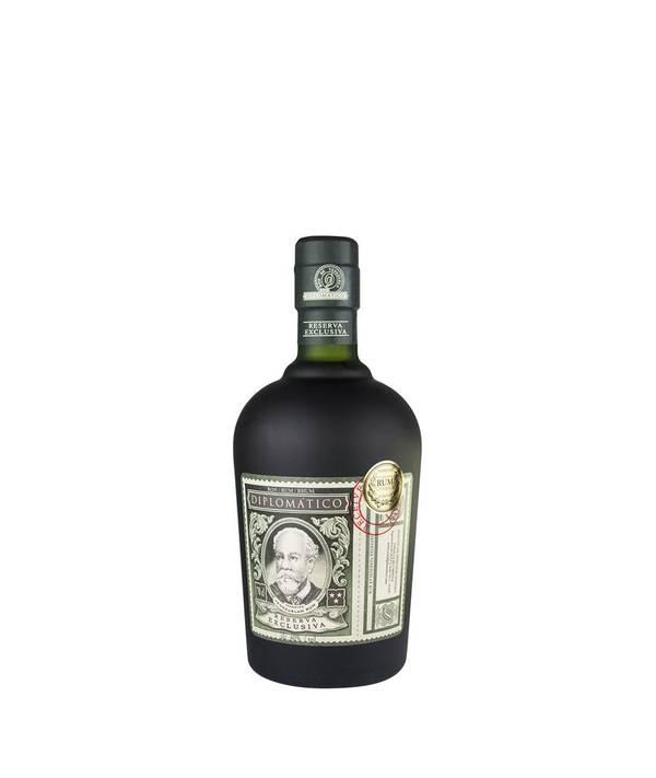Diplomatico Rum Reserva Exclusiva 12y 0,7 l (holá láhev) 40,0% 0,7 l