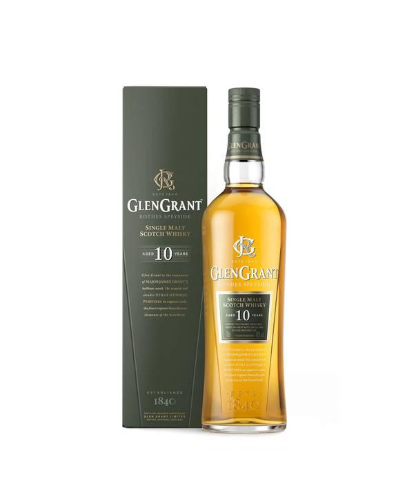 Glen Grant 10 Y.O. 40,0% 0,7 l