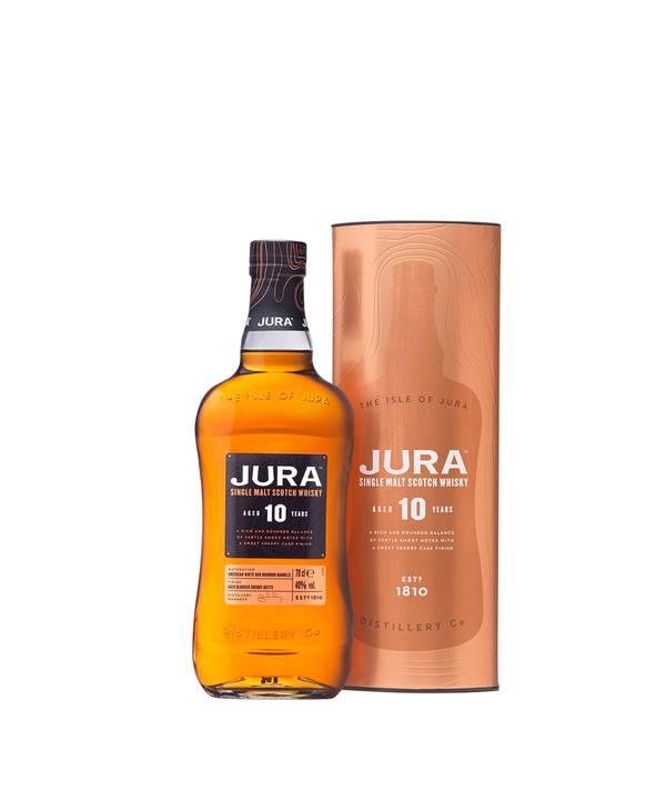 Jura 10 Y.O. 40,0% 0,7 l