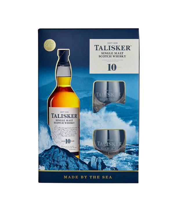 Talisker 10 Y.O. Gift Box 2018 45,8% 0,7 l